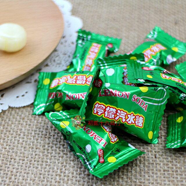 【0216零食會社】萬成-檸檬汽水糖
