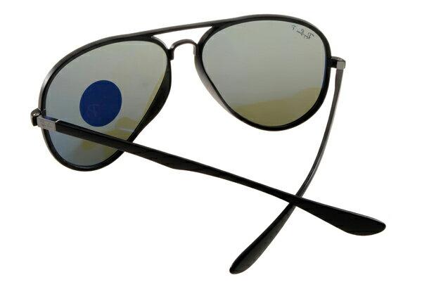 Ray Ban 雷朋 黑 太陽眼鏡 RB4180 限量 輕量化 6
