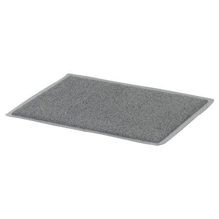 45x60cm刮泥墊 素面灰色 NITORI宜得利家居