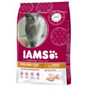 【恰恰】愛慕思 高齡貓食品>7歲 2.55kg - 限時優惠好康折扣