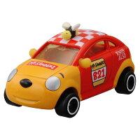 小熊維尼周邊商品推薦《 TOMICA 》迪士尼夢幻小汽車 - 維尼車