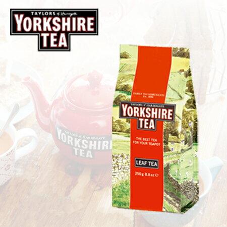 ~即期品~Yorkshire約克郡 紅茶茶葉  茶葉250克