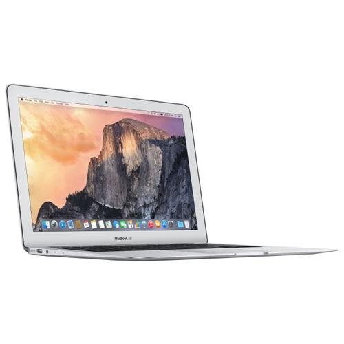 "Apple MacBook Air MMGG2Y/A 13.3"" Notebook - Intel Core i5 Dual-core (2 Core) 1.60 GHz - 8 GB LPDDR3 - 256 GB SSD - Mac OS X 10.11 El Capitan - 1440 x 900 - Intel HD Graphics 6000 LPDDR3 - Bluetooth - Front Camera/Webcam - IEEE 802.11ac - 2 x USB 3.0 Ports"