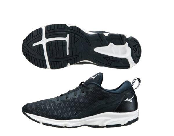 【登瑞體育】MIZUNO男款慢跑鞋_J1GC185509