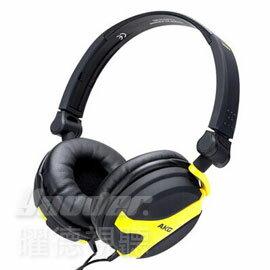 【曜德視聽】AKG K518 LE 黃色 3D轉軸設計 耳罩式耳機 ★免運★送收納袋★