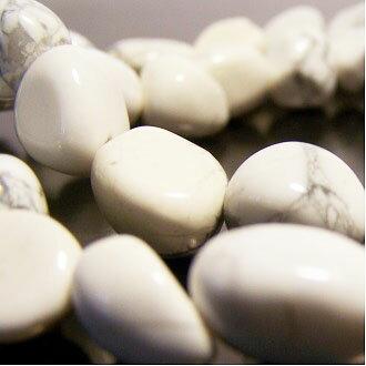 [白松石]天然寶石 10-13mm隨形珠 diy飾品散珠 1