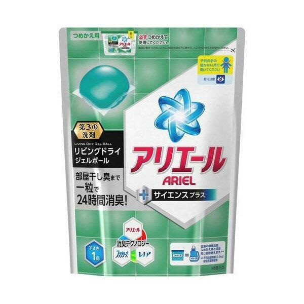 【日本?僑】P&G 24H除臭洗衣果凍球補充包 437g (18?入)-室?用