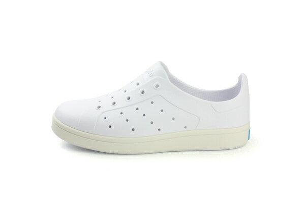 people  休閒鞋 童鞋 白色 大童 no003 5