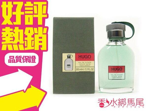 香水樂園:HUGOBOSSGREEN優客男性淡香水125ml◐香水綁馬尾◐