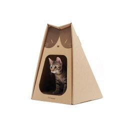 國際貓家 Hulumao呼嚕貓 幻影貓 貓抓板/屋