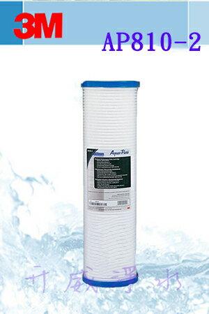 [全省免運費]3M AP903全戶式淨水系統前置保護濾心AP810-2溝槽式PP濾心~