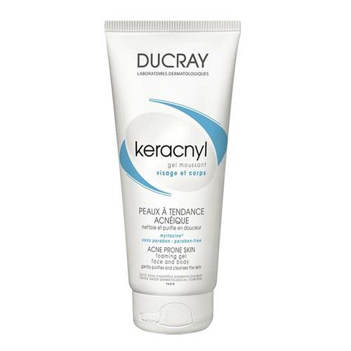 <br/><br/>  【即期出清】DUCRAY護蕾 淨化毛孔潔膚凝膠200ml<br/><br/>