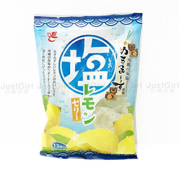 ACE鹽檸檬果凍使用沖繩海鹽13顆入食品日本製造進口JustGirl