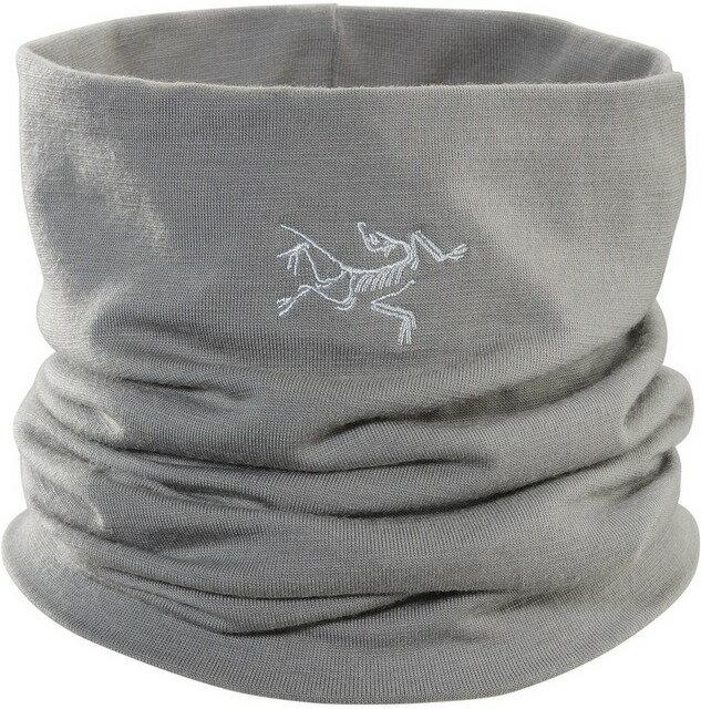Arcteryx 始祖鳥 頸圍/滑雪/登山/旅遊/背包客/保暖/面罩/圍巾 Rho LTW 美麗諾羊毛頸圍/領圍 13454 刷色鎳灰Arc'teryx