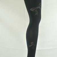 Waylon 出口歐洲 15%彈性纖維 360den 壓力  普通透膚 細緻耐穿 暗織花