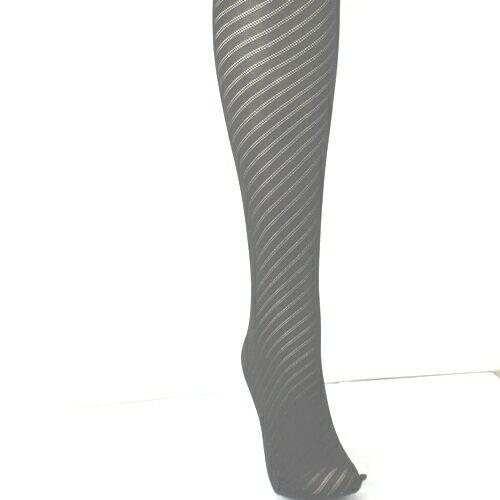 ^~Waylon^~復古織花斜格子可塑造腿部的良好形態,使腿部看起來苗條褲襪 不透明的褲襪