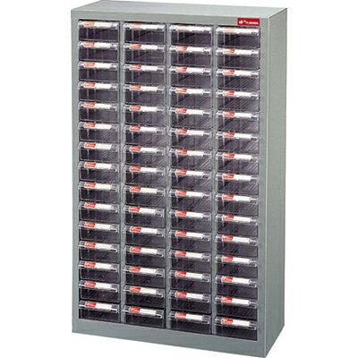 【文具通】ST2-460D加門型零件箱 A0680271