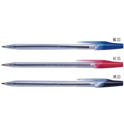 【文具通】SKB 202秘書原子筆[藍] A1010020