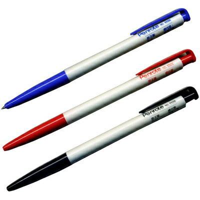 【文具通】承儀NO.6506自動原子筆[紅] A1011017