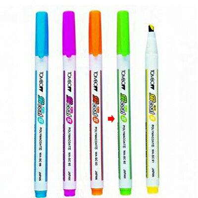 【文具通】TOMBO 蜻蜓 螢光暗記筆 WA-SC 綠 A1040038