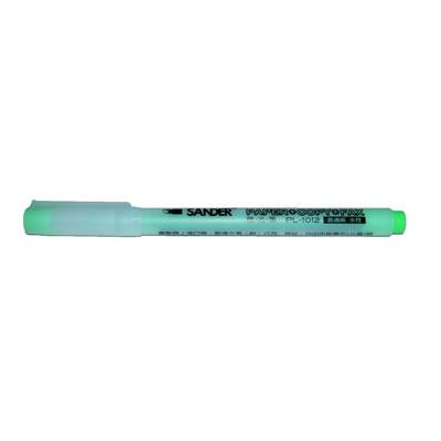【文具通】聖得PL-1012螢光筆.綠 A1040573