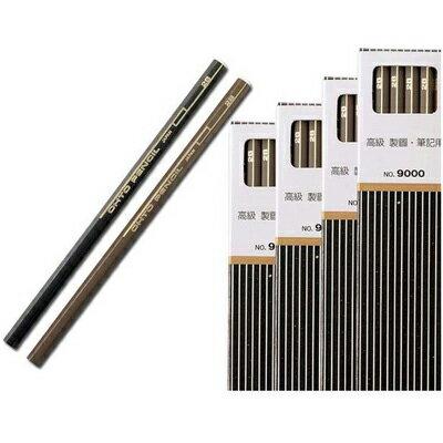 【文具通】OHTO 製圖鉛筆 6B A1110117