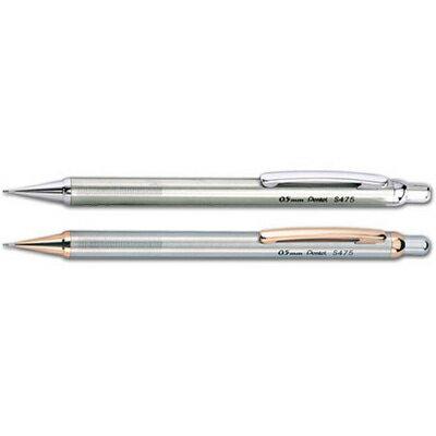 【文具通】Pentel 飛龍 S475 Sterling 不鏽鋼自動鉛筆 0.5 A1280713