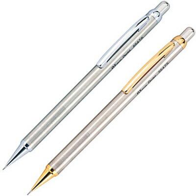 【文具通】Pentel 飛龍 SS475 Sterling 不鏽鋼自動鉛筆 伸縮筆頭系列 0.5 A1280865