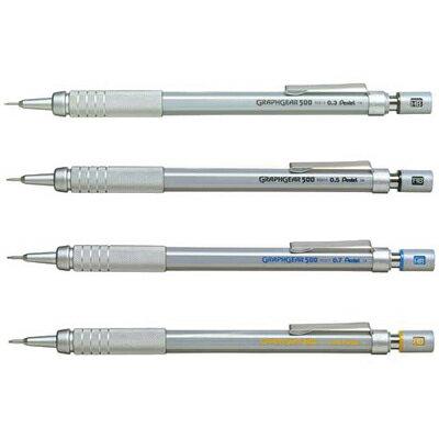 【文具通】Pentel 飛龍 PG515 製圖鉛筆 0.5 A1280985