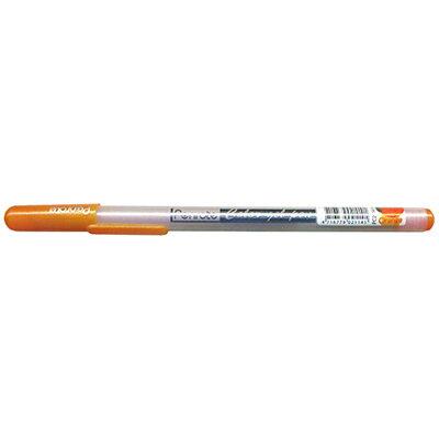 【文具通】PC2114SO果香亮彩中性筆橘 A1301805
