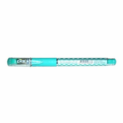 【文具通】CKS 新雪克 BP-238彩格中性筆 綠0.38 A1301959
