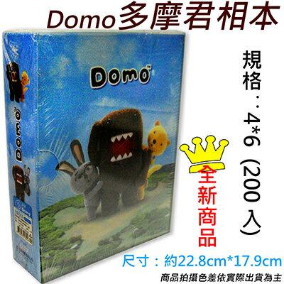 【文具通】DOMO 4x6 200入相本DO-13001 A3020233