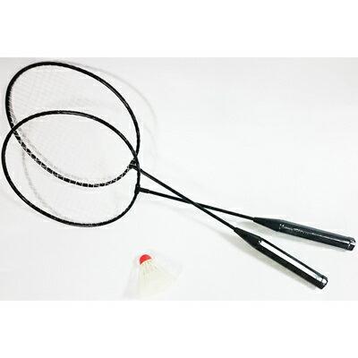 【文具通】黑管羽球拍 B5010140