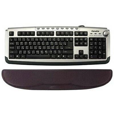 【文具通】人體功學鍵盤護腕墊505x103x38mm CT-GL2307