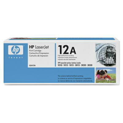 【文具通】HP Q2612A/1010 雷射 印表機 碳粉 D2010221