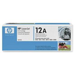 【文具通】原廠 HP 惠普 Q2612A/1010 碳粉夾 碳粉匣 D2010221
