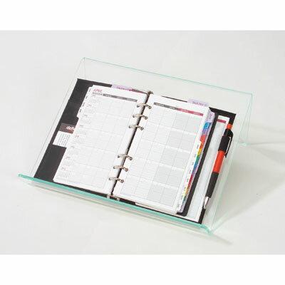 【文具通】Deflect-o迪多冰炫綠行事曆計畫表架DT41890