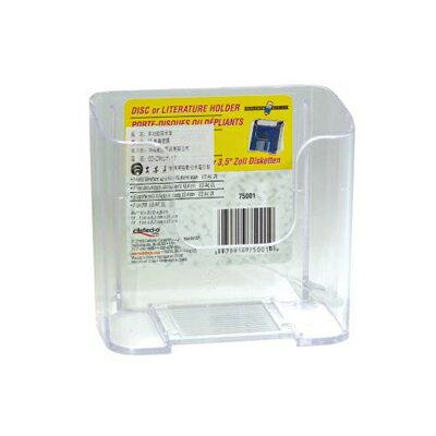 【文具通】Deflect-o 迪多 單層低背目錄架-1/3 A4 DT75001