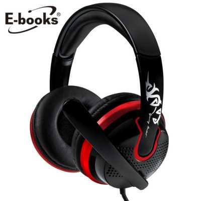文具通OA物流網 【文具通】E-books S27 電競頭戴耳機麥克風 E-EPA089