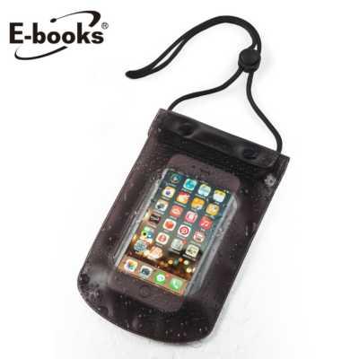 ~文具通~E~books N1 智慧手機防水保護袋^( 型^)黑 E~IPB006BK