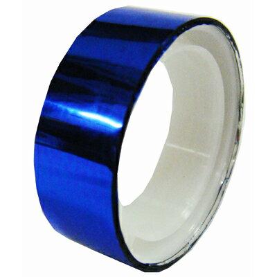 【文具通】迷你晶晶膠帶 藍 E1030128