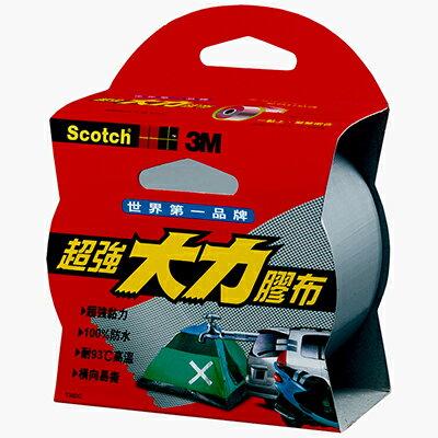 ~文具通~3M Scotch 131 黑色超強大力膠帶 48mmx3M E1030459