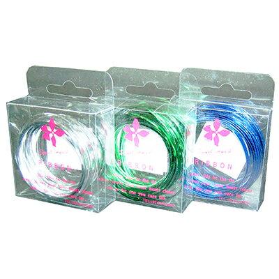【文具通】PanShing 潘興 透明盒入彩色魔帶[混色] E1150008