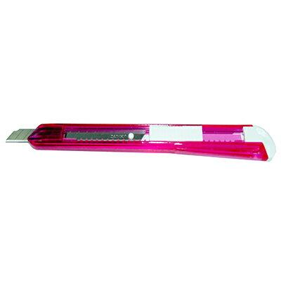 【文具通】ABEL 力大牌 小型美工刀 Q66004 E2020010