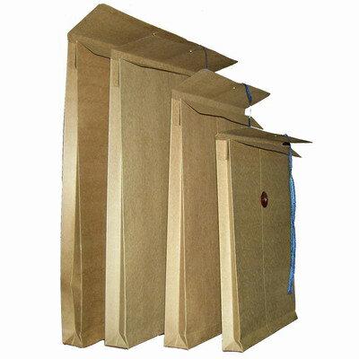 【文具通】B5牛皮繩立體袋UA224 289x214x31 E7050342