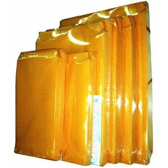 【文具通】黃皮 公文袋/公文信封 NO.8 12K 約230x123mm 不含蓋 100入 E7050444