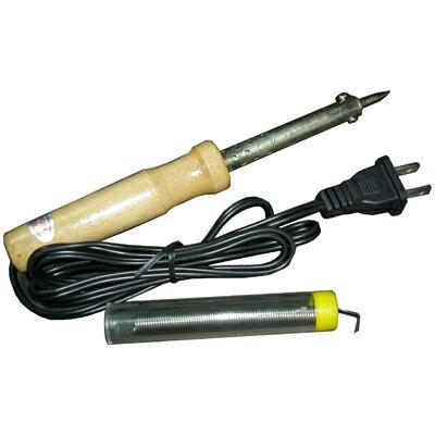 【文具通】電烙鐵 40W 焊接/電路板用 尖頭 不含焊錫需另購 F1010031