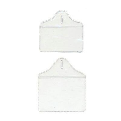 【文具通】鈕扣孔派司套[小]內徑8.8x5.7cm F6010015