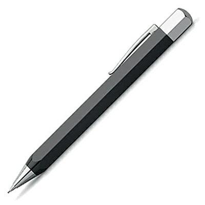 【文具通】Faber-Castell 輝柏 ONDORO 六角旋轉鉛筆 黑 FBC-137500