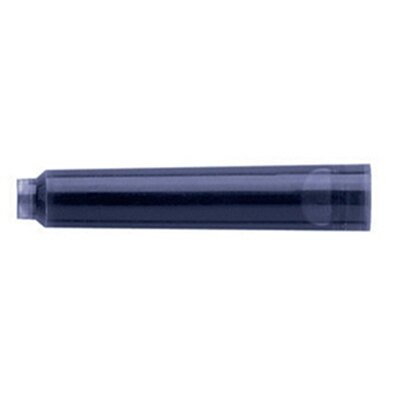 【文具通】Faber-Castell 輝柏 鋼筆補充配件 卡式墨水 藍色 6支裝 FBC-148716